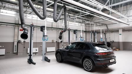 Porsche Centre Minsk