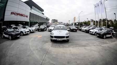 Porsche Centre Tbilisi