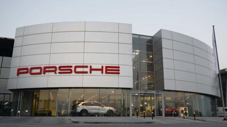 Porsche Centre Bahrain