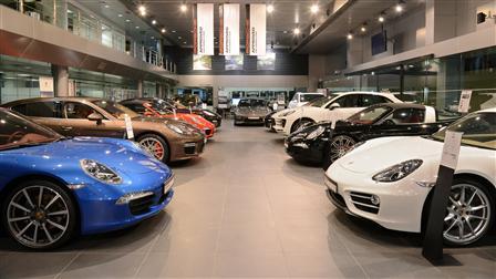 Porsche Centre Kuwait