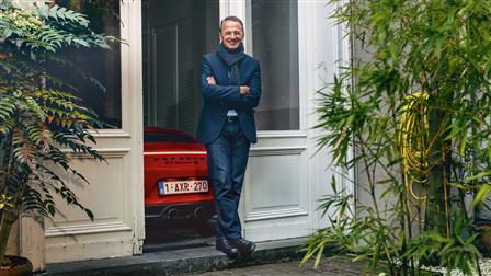 Porsche John Baekelmans, Chief Technology Officer at Cisco