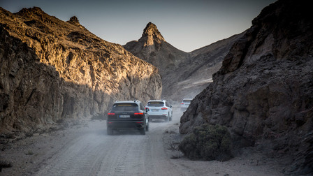 Porsche Travel Club - Namibia