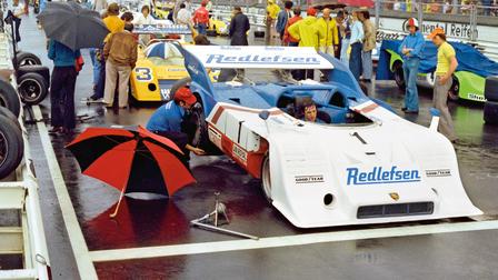 Porsche 917/10 at the Nürburgring (1974)