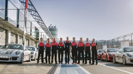 Porsche Sport Driving School