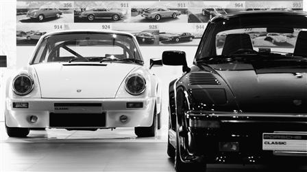 """911 Carrea RS 3.0, 911 Turbo """"Slant nose"""""""