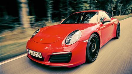 Porsche 911 Carrera S (Type 991 II)