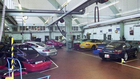 1999: Workshop in Werk 1