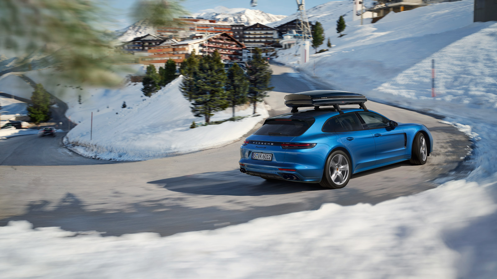 Porsche - ... when is it time for winter tires?