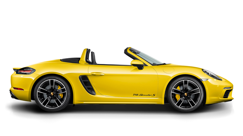 Porsche 718 Cayman -  Tequipment Genuine Accessories