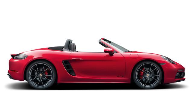 Porsche 718 ボクスター GTS