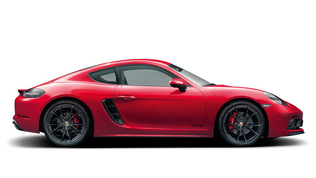Porsche The new 718 Cayman GTS