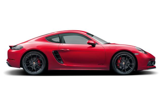Porsche 718 ケイマン GTS