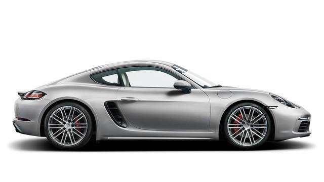 Porsche 718 ケイマン S