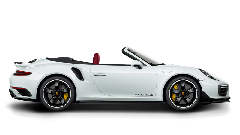 Porsche 911 Turbo S Cabriolet - Exclusive 911