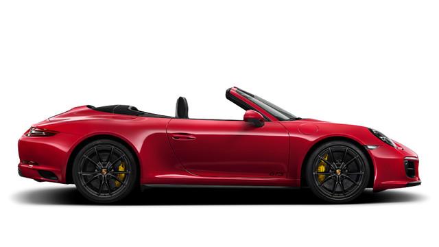 Porsche 911 カレラ GTS カブリオレ