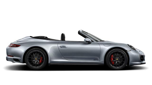 Porsche 911 カレラ 4 GTS カブリオレ