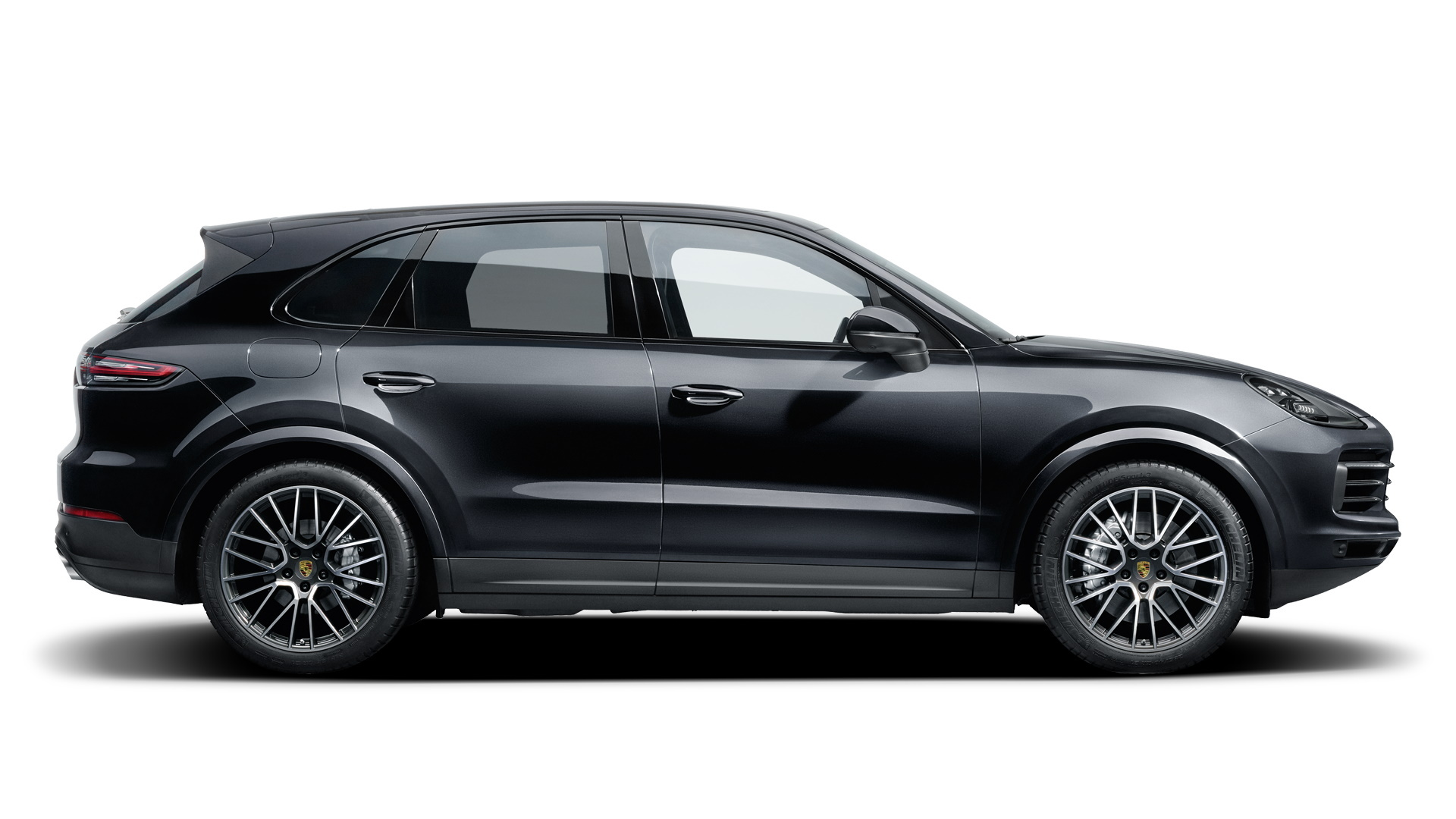 Porsche The new Cayenne S
