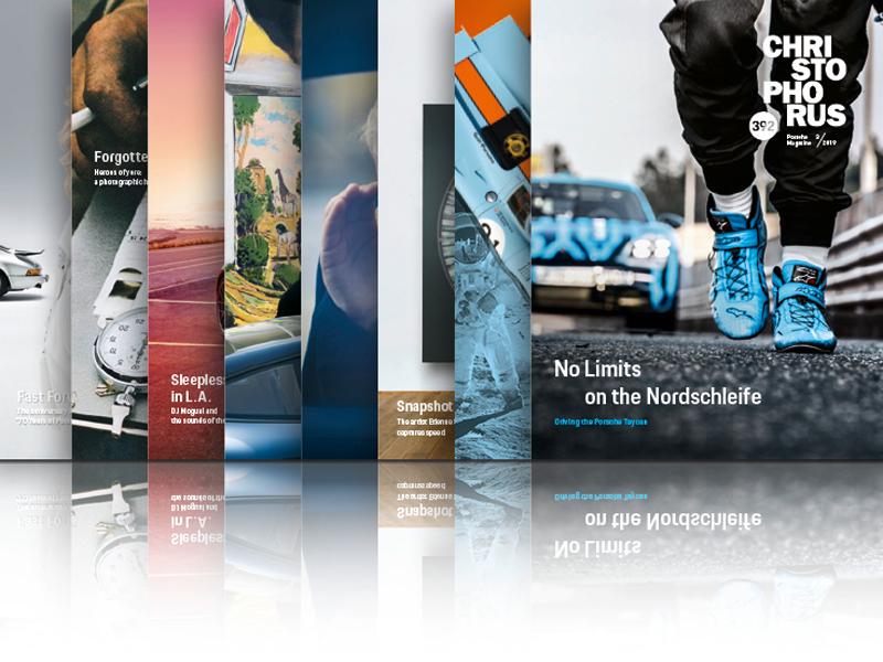 Porsche Company - Christophorus - The Porsche Magazine