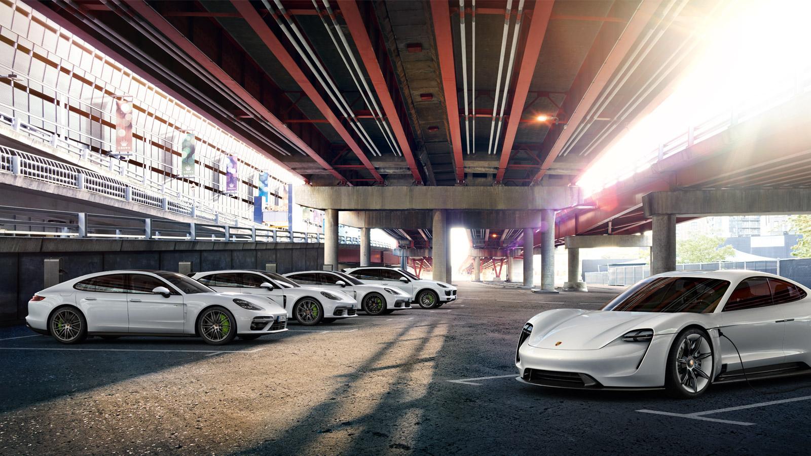 Porsche 6 Fakten zu Porsche E-Performance