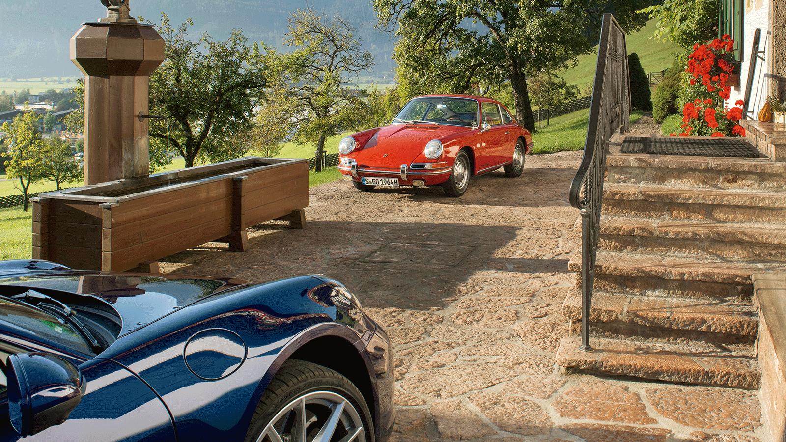 Porsche Der Mythos Porsche im Zeitalter der Elektromobilität.