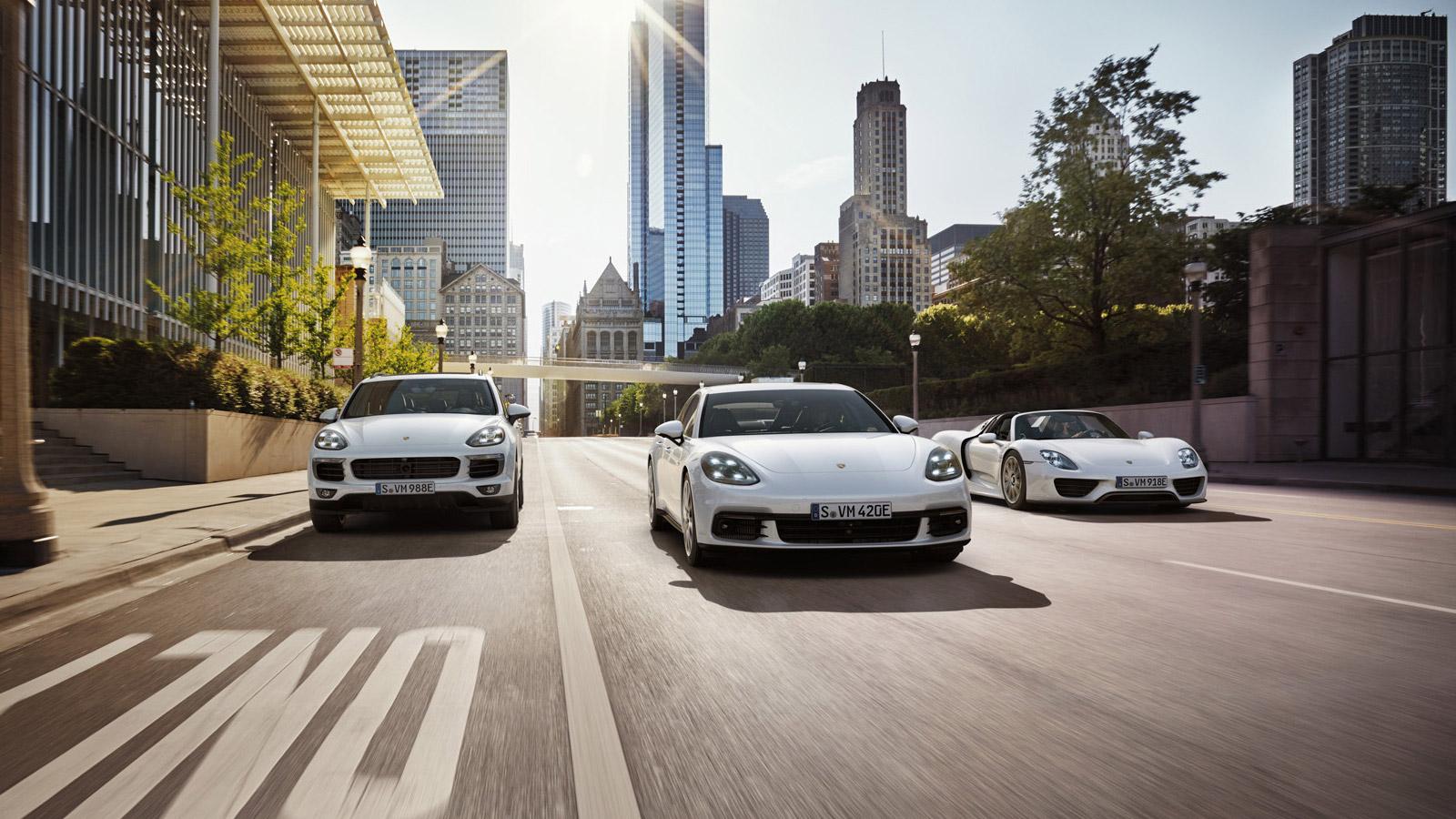 Porsche Concepto