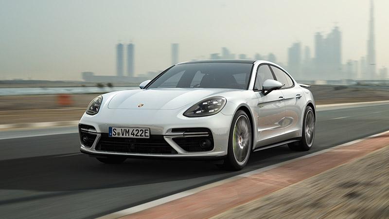 Porsche 6 tracks, 6 records.
