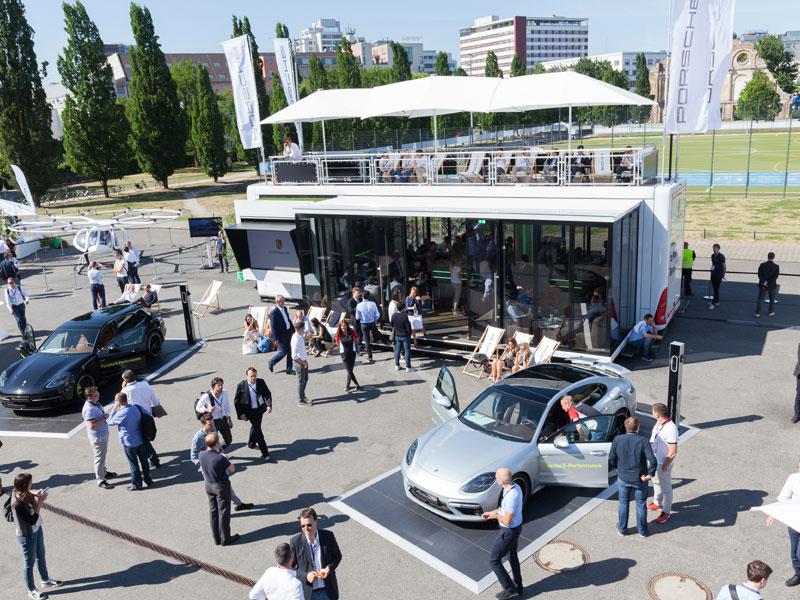 Porsche NOAH Conference Berlin
