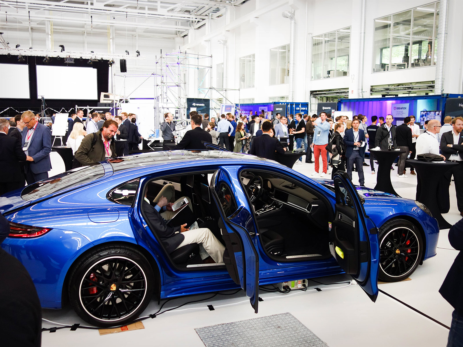 Porsche Taking start-ups to success