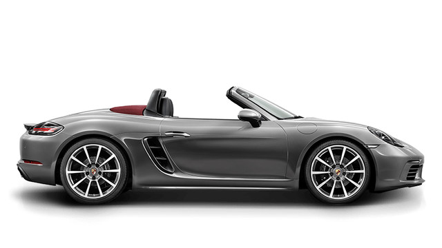 Porsche The new 718 Boxster