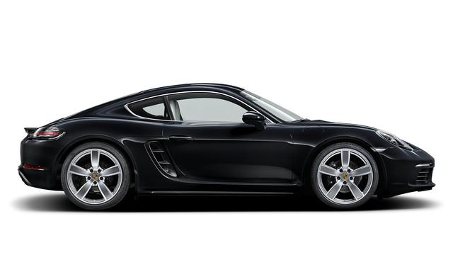 Porsche The new 718 Cayman