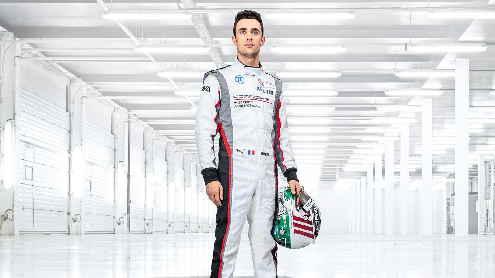 Porsche - Julien Andlauer FRA