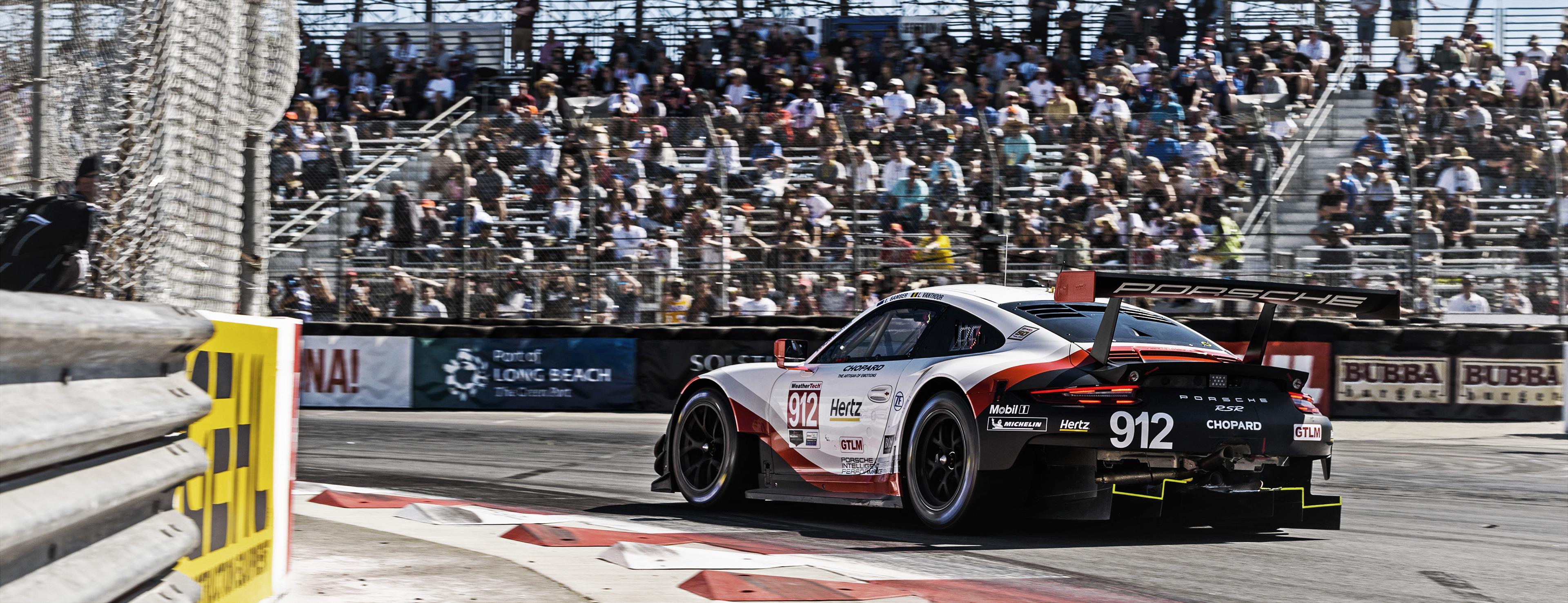Porsche Long Beach >> Porsche Bubba Burger Sportscar Grand Prix At Long Beach