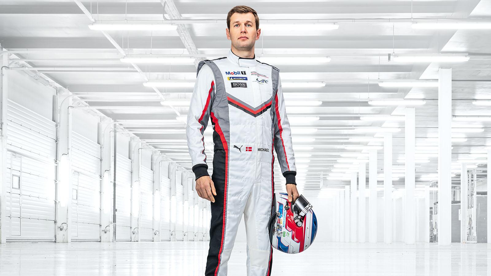 Porsche - Michael Christensen DNK
