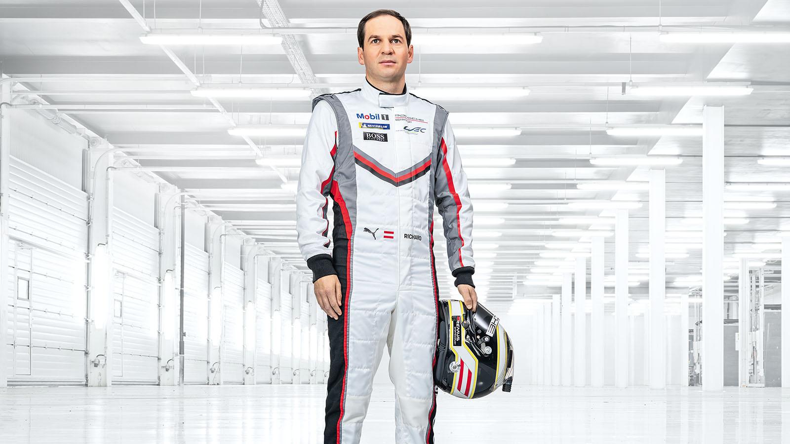 Porsche - Richard Lietz AUT