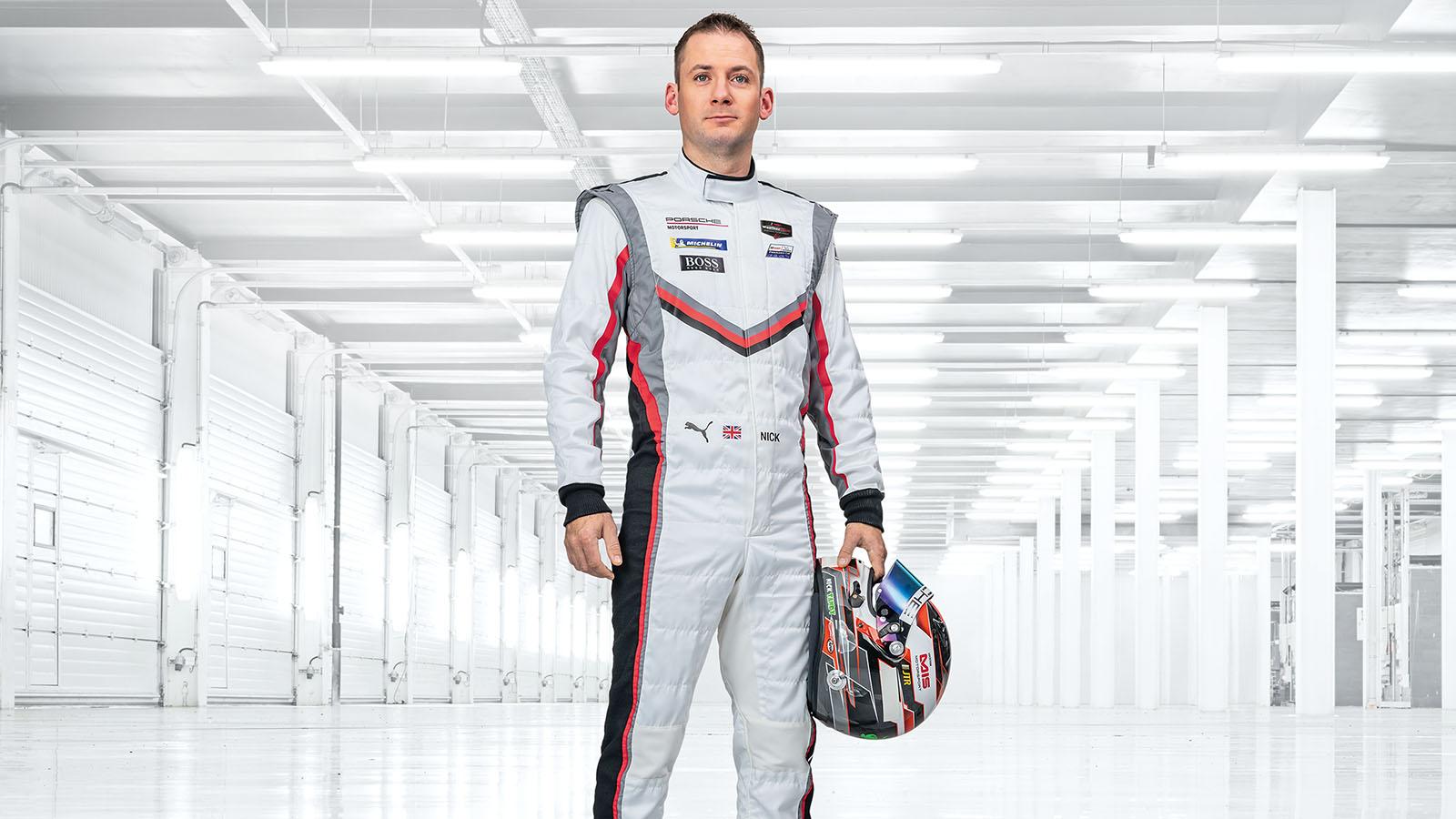 Porsche - Nick Tandy GBR