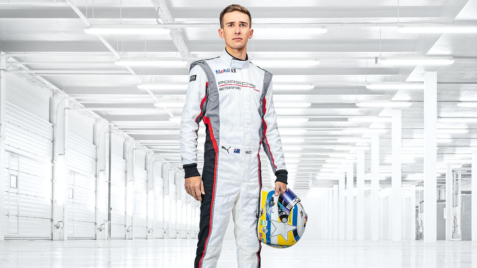 Porsche - Matt Campbell AUS