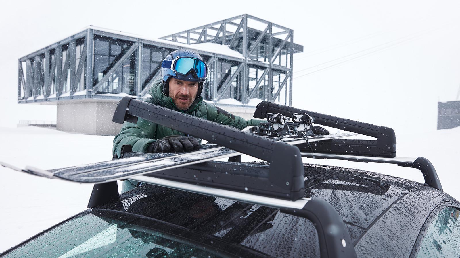 Porsche - 冬季附件