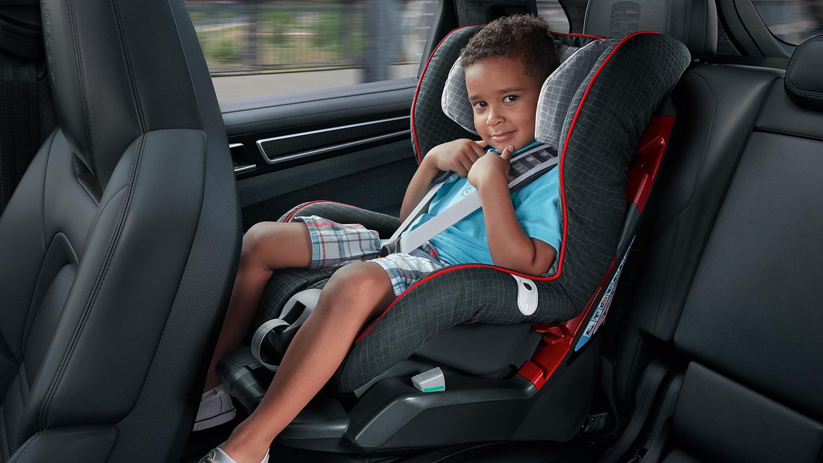 Porsche - 儿童座椅