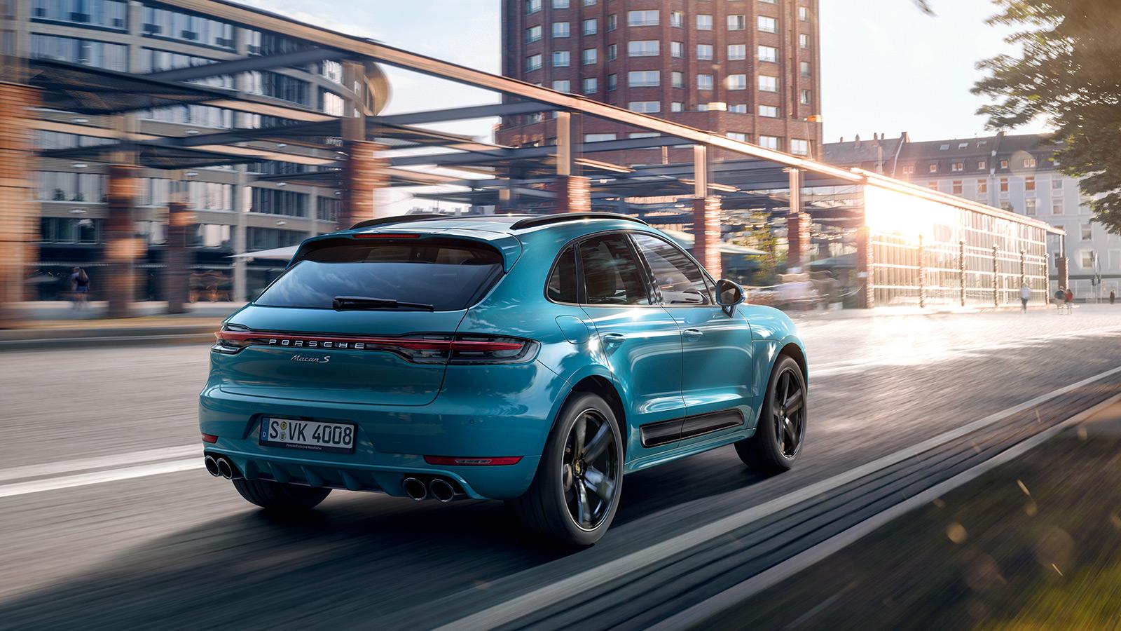 Porsche - 외관 및 성능