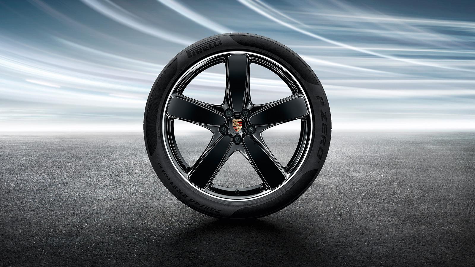 Porsche - 휠 및 휠 액세서리