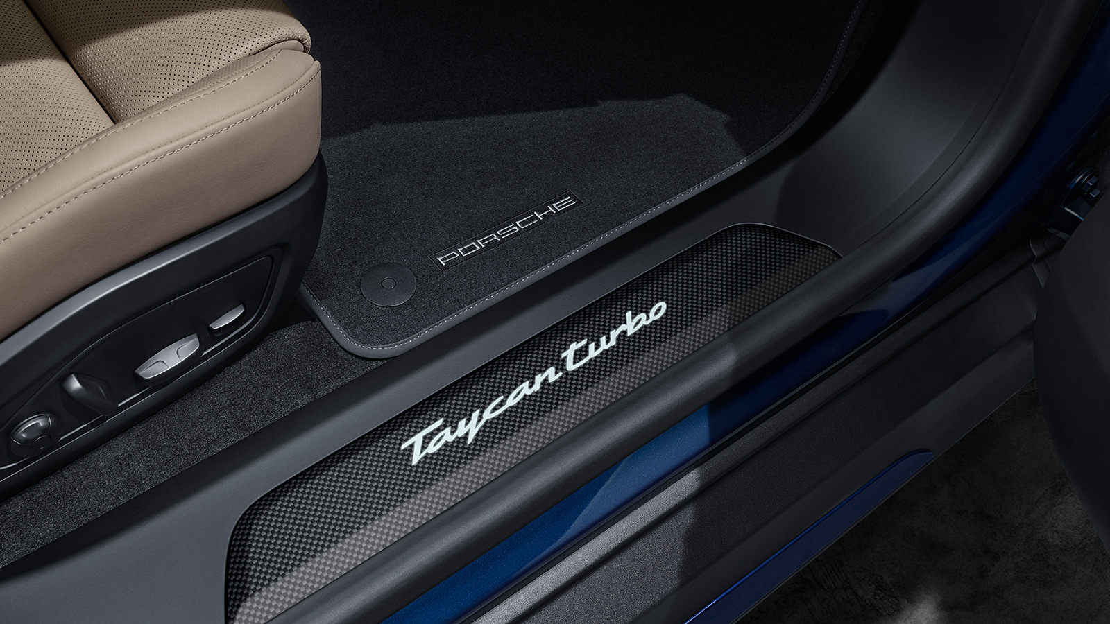 Porsche - Door sill guards