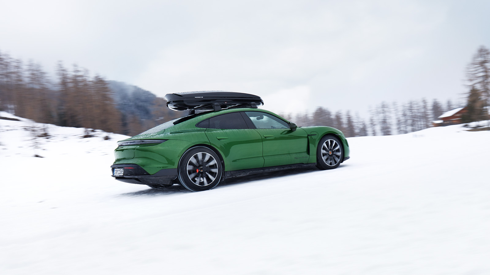 Porsche - ... wann es Zeit für Winterreifen wird?