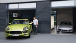 Porsche 팩토리 컬렉션 - Factory delivery in Leipzig