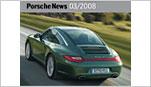 Porsche News Brochure -  News 03/2008