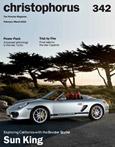 Porsche Archive 2010 - February / March 2010