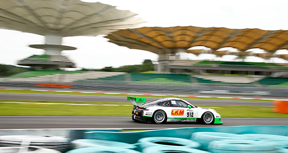 Porsche 911 GT3 R, Manthey Racing No 912