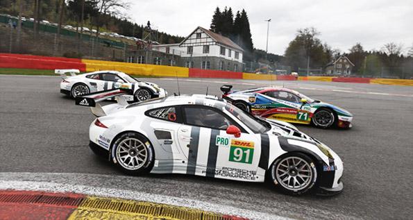 Porsche Team Manthey