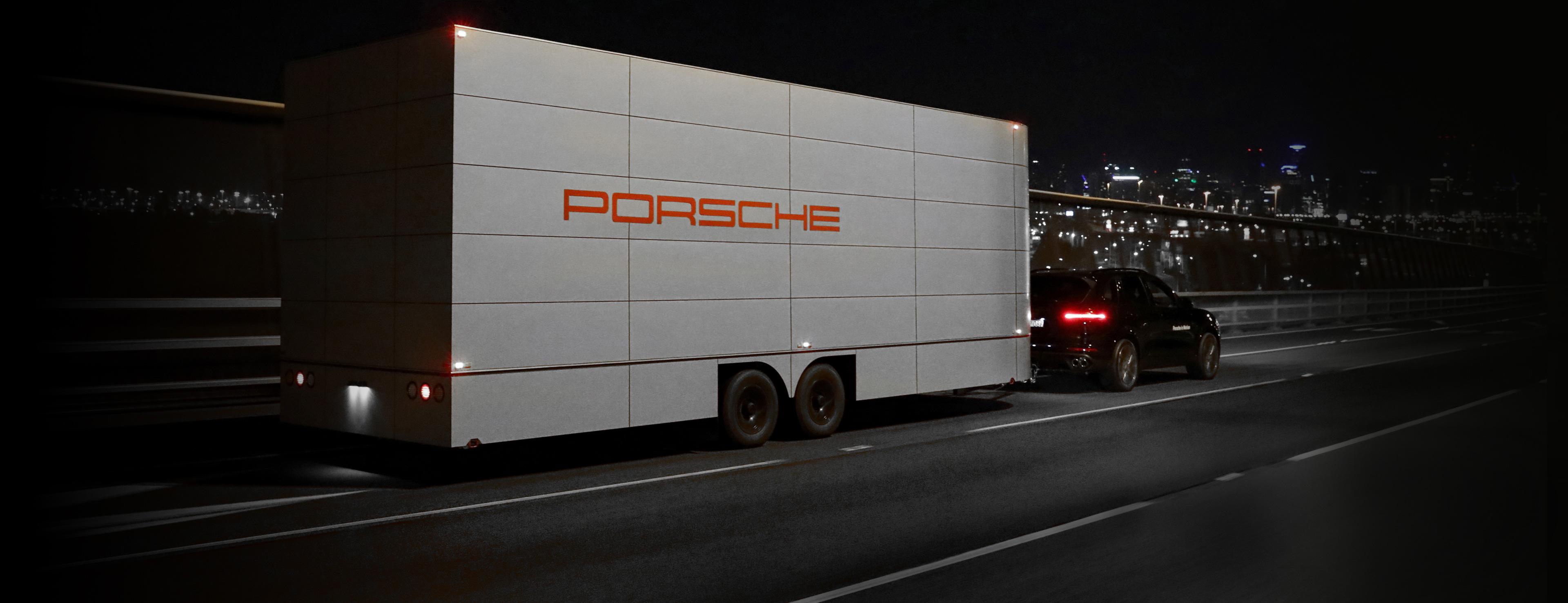 Porsche in Motion